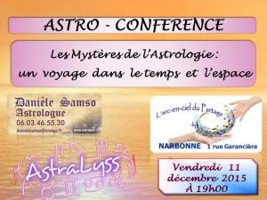 affiche astro confer 12 15