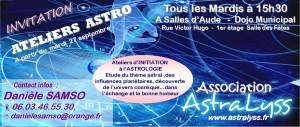 ATELIERS ASTRO 16 17
