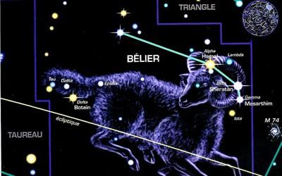 Samedi 18 avril : Nouvelle lune en Bélier !