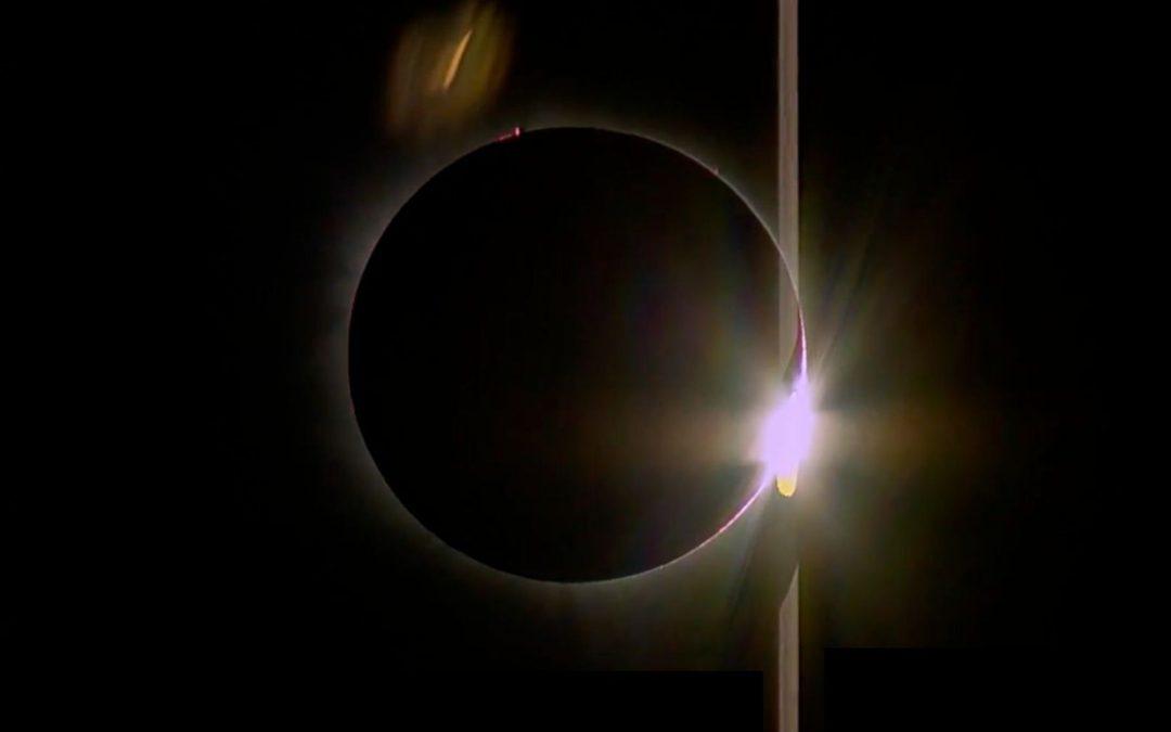 Nouvelle Lune et éclipse solaire du 21 août 2017