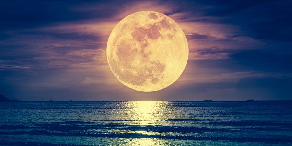 Pleine Lune du 31 janvier : Super Lune Bleue de sang